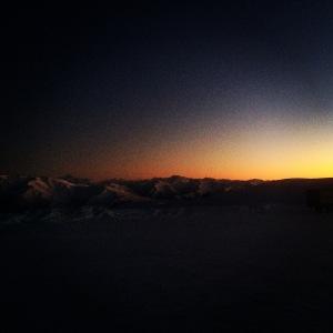 NZ Sunrise Day 1
