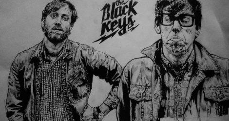 the_black_keys_by_xxgonzetoohxx-d5zqghe